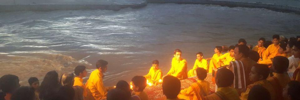 Entspannungsrausch in Rishikesh – was die Beatles können, kann ich auch