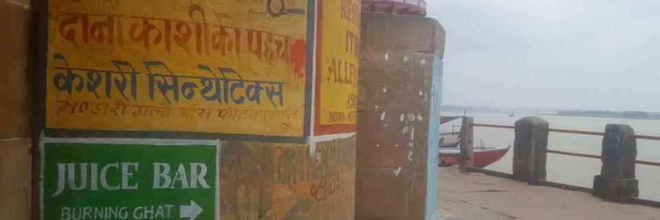 Varanasi sehen und… überleben! – Mein persönlicher Overkill in der heiligen Stadt