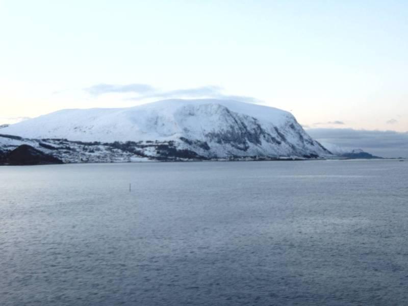 Route Bergen