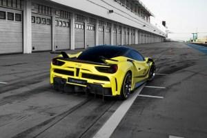 マンソリーがフェラーリ4XXシラクサを発表。FXXの進化形?