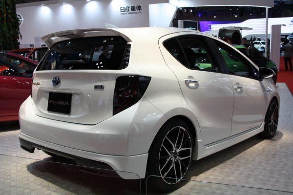 2017トヨタ新型アクア!内外装、発売日、燃費、価格の最新情報! 最新車情報インデックス