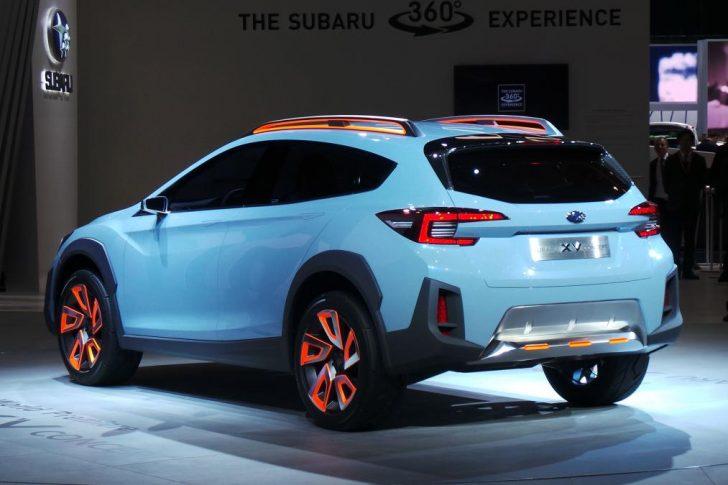 次期モデルのスバルXV