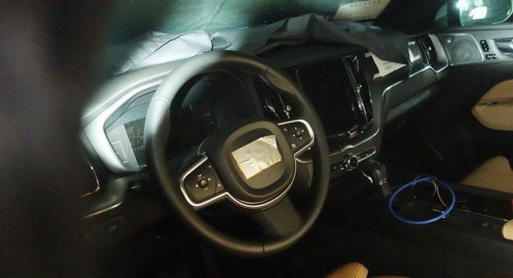xc40の内装コックピット