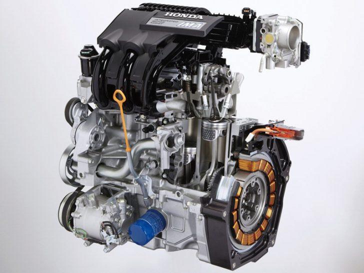ホンダの1.5lエンジン