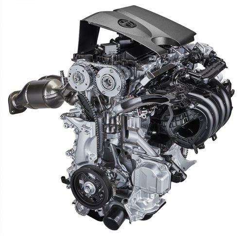 トヨタのダイナミックフォースエンジン