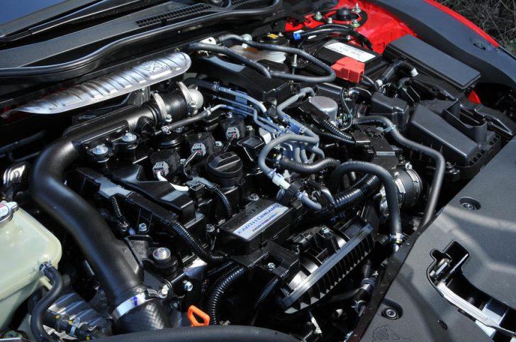 ホンダの1.0lターボエンジン