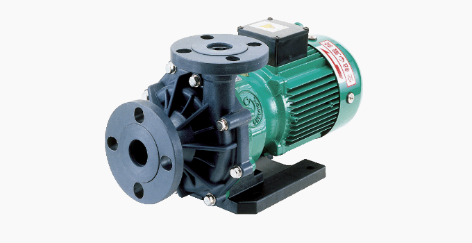 Non-Metallic magnetic Pumps/ YD-GS/GSF series at Chlorine dioxide application