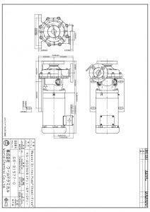 thumbnail of GS-31577-0 4003GS(F)1-èOî`É}-NEMA(BALDOR)