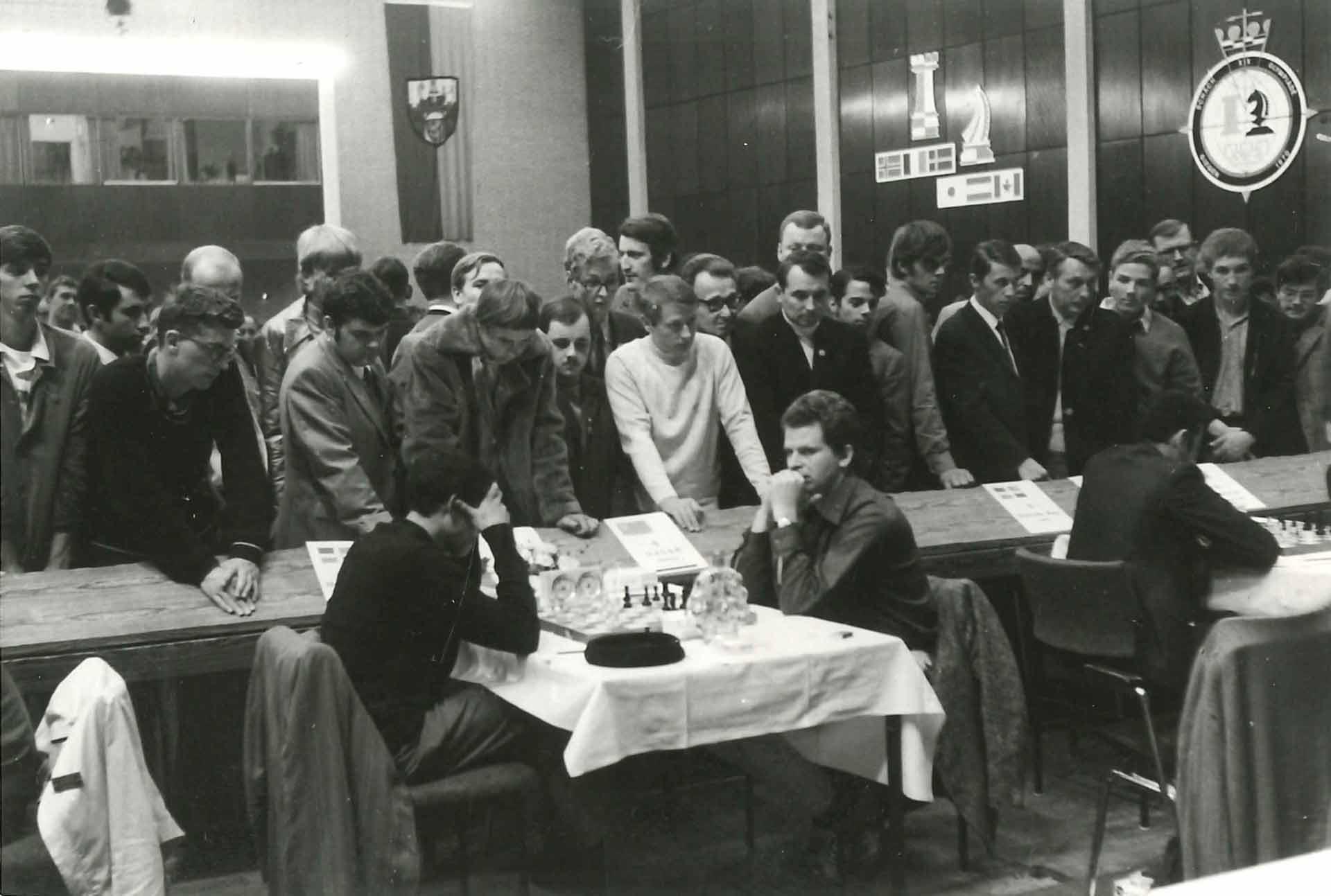 Boris Spassky  World Chess Hall of Fame
