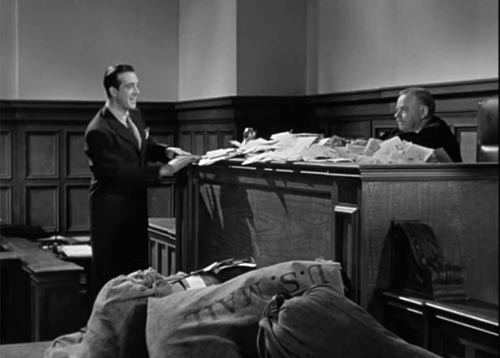 Image result for miracle on 34th street mail