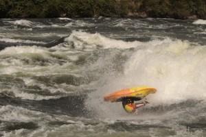 kayaking Nile Dane Jackson