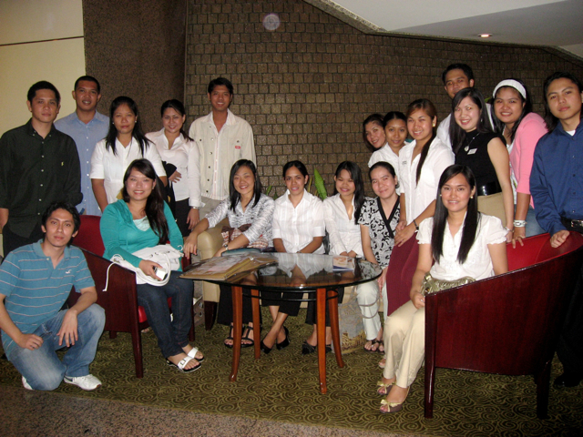 Filipino nurses ready to interview