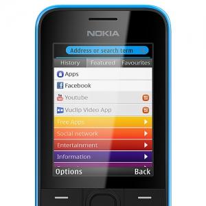 Telefon mobil Nokia 208-2