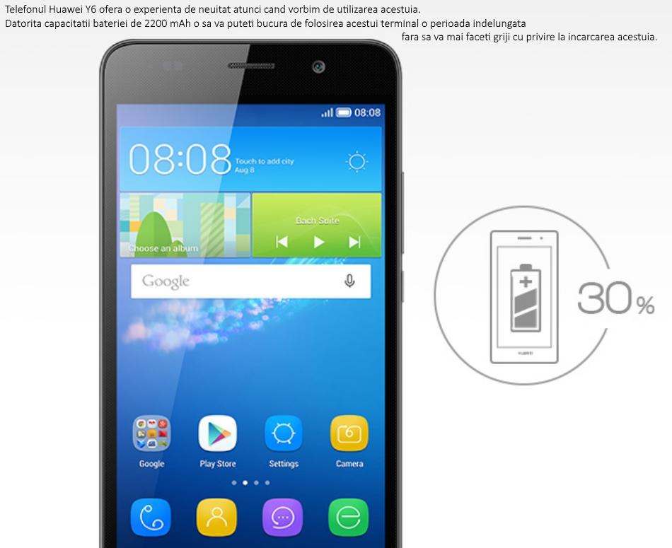 Dual SIM Huawei Y6 4