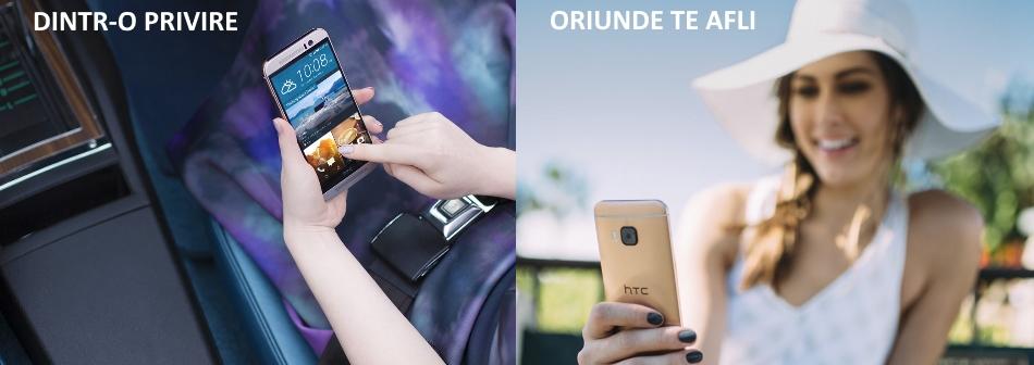HTC One M9 4