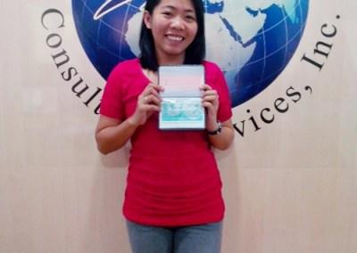 Sarah Gerona-Cebu City