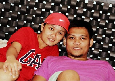 Mr. and Mrs. De Jesus- Sorsogon City