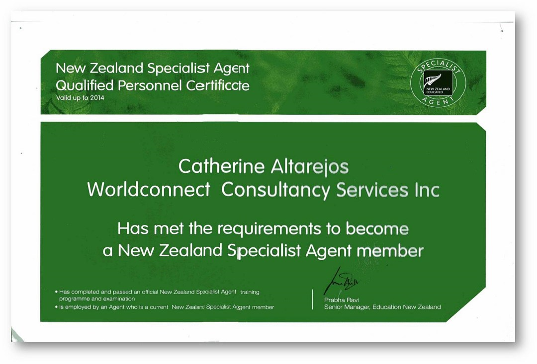 NZSpecialist-Agent