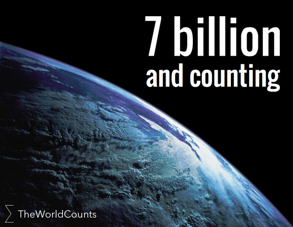 world population clock live
