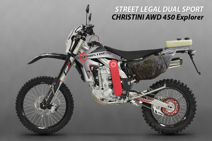 Christini AWD 450 Explorer