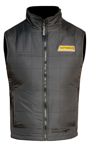 Sedici Heated Vest from CycleGear Review