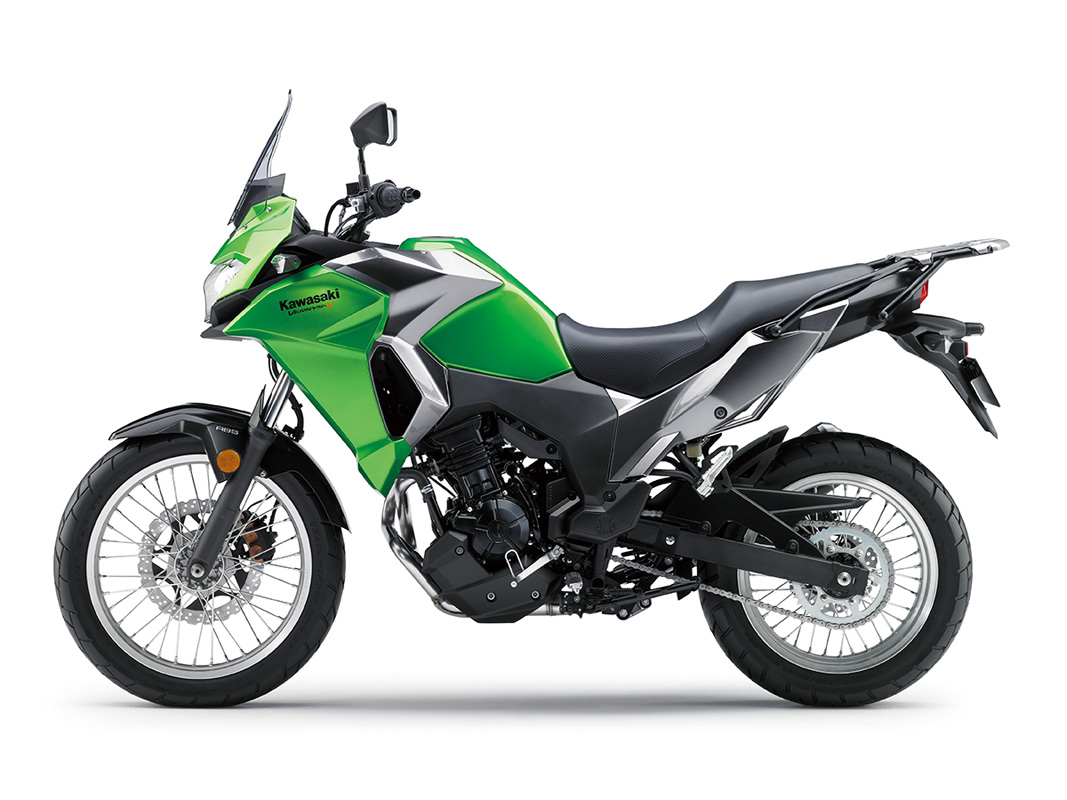 New 2017 Kawasaki VERSYS®-X 300