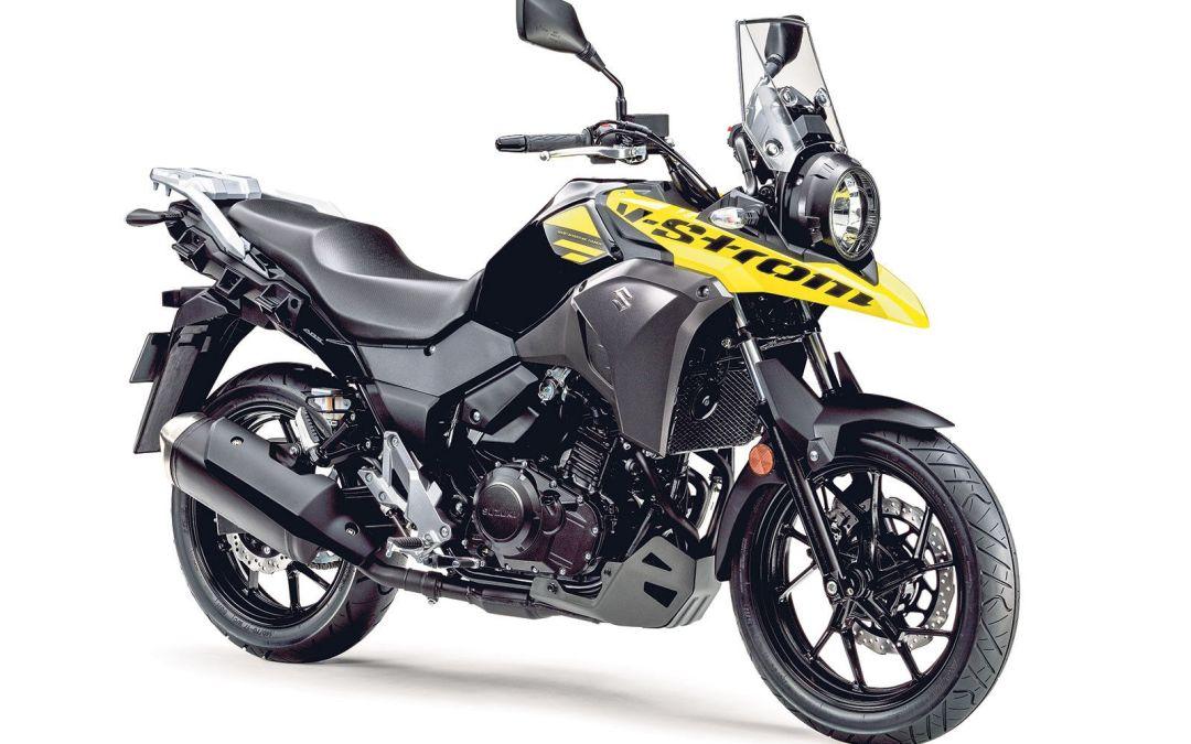 New 2017 Suzuki V-Strom DL250