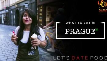Prague Vegetarian Food Guide | Let's Date Food
