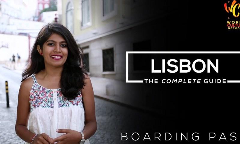 Lisbon City Guide | Boarding Pass