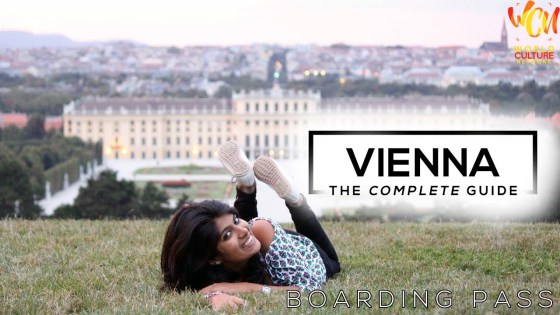 Vienna City Guide | Boarding Pass