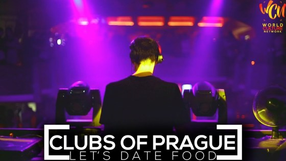 Nightlife of Prague | Let's Date Food