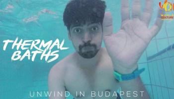 Baths of Budapest | Unwind