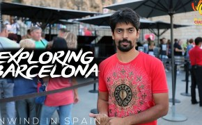 Explore Barcelona, Spain | Unwind