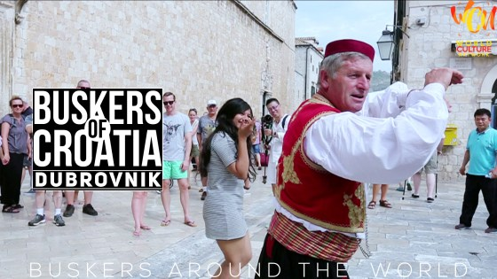 Dubrovnik | Buskers Around The World