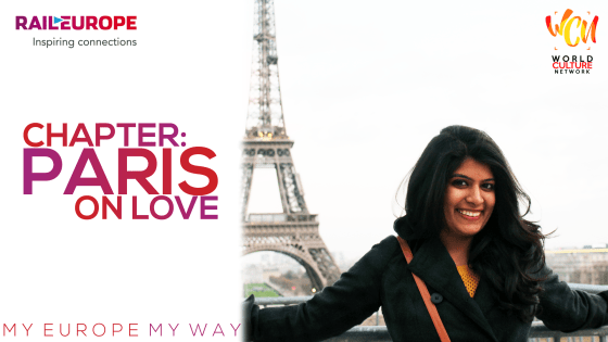 Chapter – Paris In Love My Europe My Way
