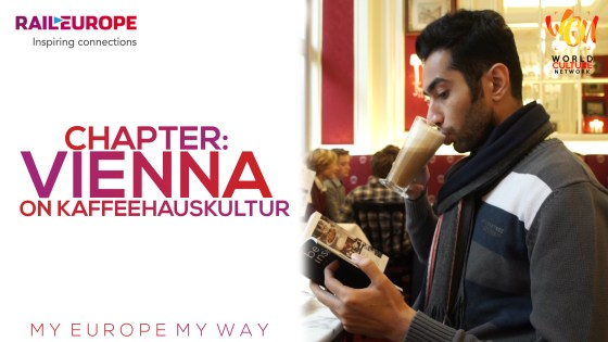 Chapter: Vienna On Kaffeehauskultur | My Europe, My Way