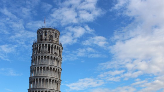Day Trip To Pisa | Travel Vlog | Featured Image