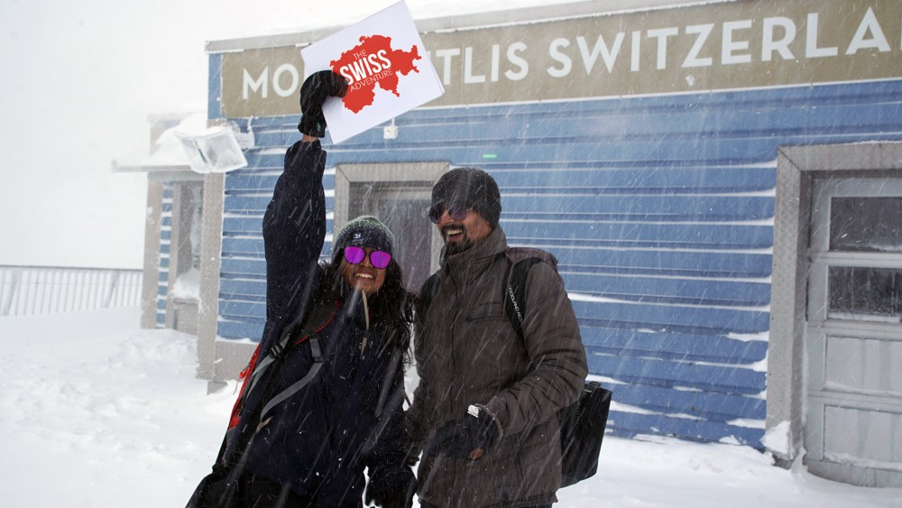 Braving -5° On The Top Of Mount Titlis | The Swiss Adventure | World Culture Network | Featured Image