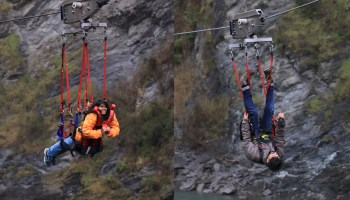 Kawarau Zipline New Zealand