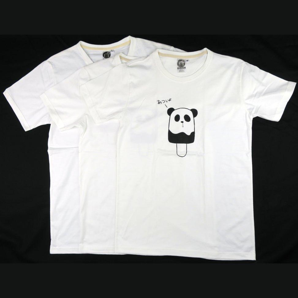 「パンダポップ」Tシャツ S,M,L