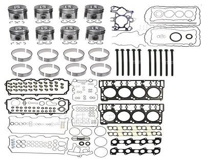 04-05 6.0L Ford Powerstroke Mahle Engine Overhaul Kit 18MM