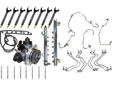 11-16 6.6L LML Duramax OEM Fuel System Master Kit