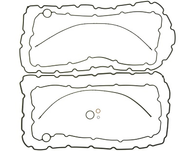 6.0L Ford Powerstroke Oil Pan Gasket Set