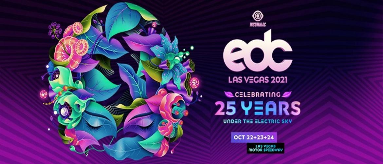 EDC Las Vegas 2021, new date, tickets, dj, event