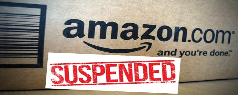 Amazon Suspend, Amazon.com'da açtığınız satıcı hesabınızın askıya alınmasıdır.