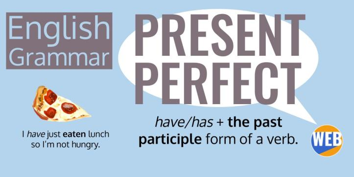 Learn Present Perfect Tense