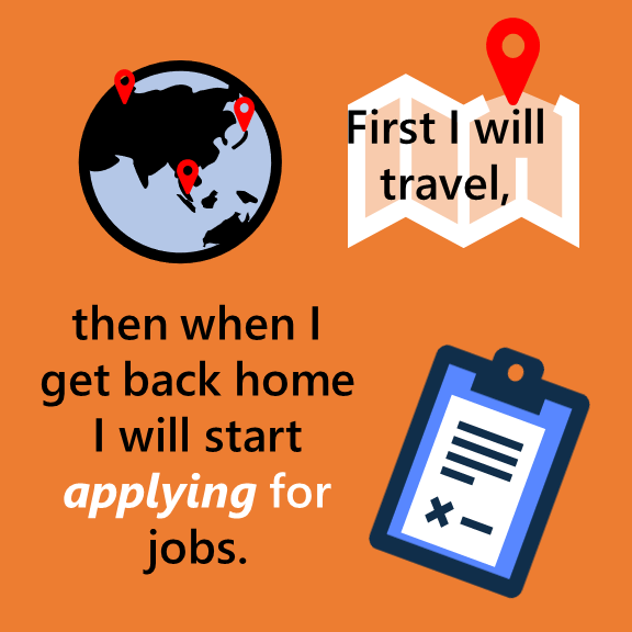 Apply TO or Apply FOR Applying - gerund