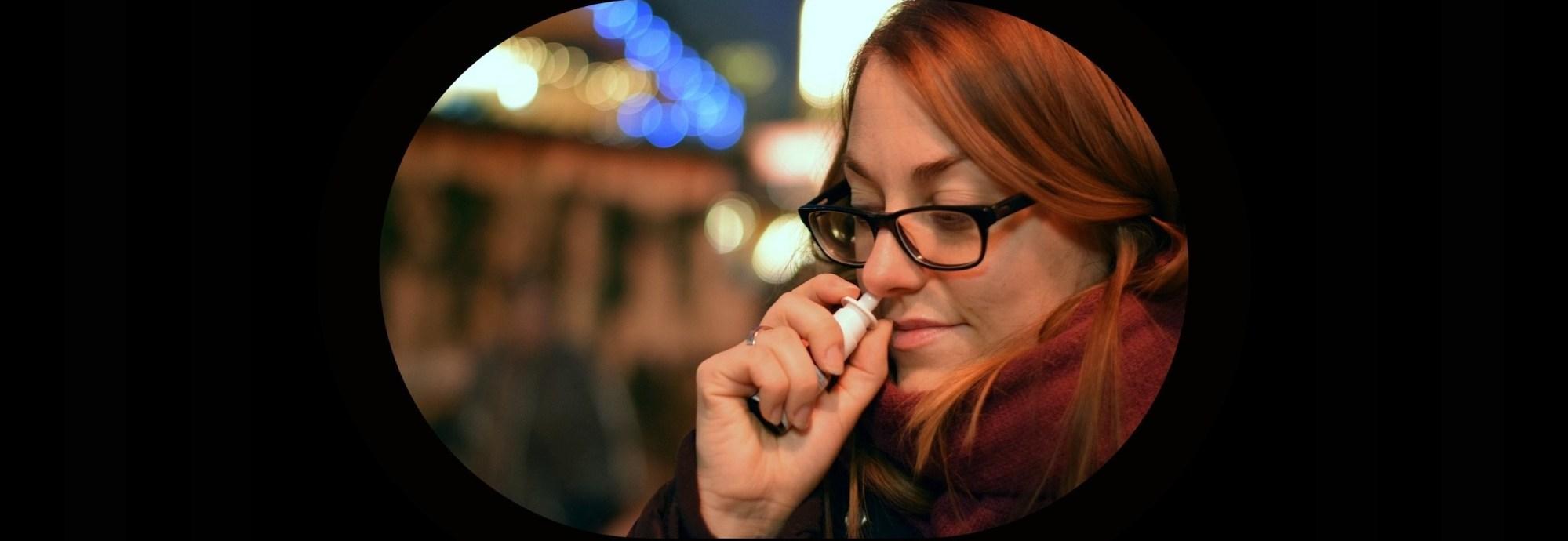 sinus infection treatment - nasal sprays