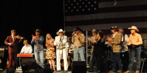 MUSIC CITY HAYRIDE SHOW