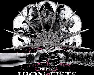 The Man with the Iron Fists (2012) Dual Audio BRRip 720P